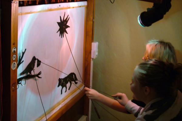 Bábkarské tvorivé dielne – Bábková hra
