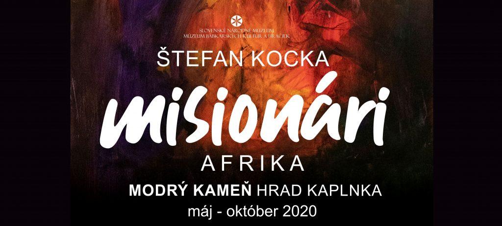misionári- Afrika